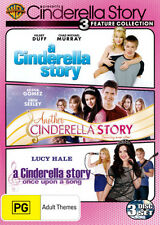 A Cinderella Story / Another Cinderella Story / Once Upon a Song NEW DVD