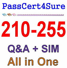 Cisco Best Exam Practice Material For 210-255 Exam Q&A+SIM