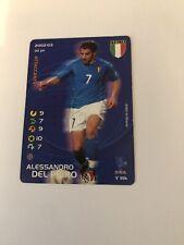 Alessandro Del Piero - Football Champions - Italia -  Nazionale - Raro - Alex