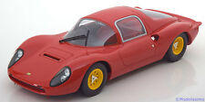 1:18 CMR Ferrari Dino 206 S Plain Body Version 1966 red