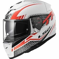 LS2 Breaker FF390 Crash Helmet Full Face Dual Visor Pinlock-ready