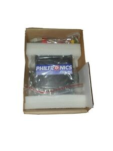 Vintage: Philtronics: Motorsport Video Recording System With Remote, Install CD