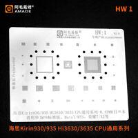 T30L-P-A3 T30L-ZP-A3 T30L-R-ZP-A3 BGA Reball Heated Template Stencil