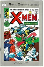 Marvel Milestone Edition: X-Men #1 (1991) FN   Stan Lee - Jack Kirby