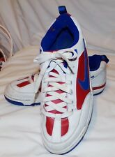 Nike Air Trainers Sneakers Athletic Shoes 11 Mens Red White Blue Patriotic 03a9f8758