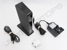 Targus USB 3.0 Universal Ultrabook Estación De Acoplamiento Replicador De Puerto con PSU UK