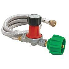 30 PSI Adjustable Propane Regulator Hose Assembly Gas Fryers Burners Jet Cookers