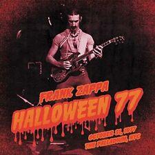 ZAPPA FRANK HALLOWEEN NIGHT 77 TRIPLO CD NUOVO SIGILLATO