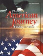 The American Journey : Building a Nation by McGraw-Hill Staff (2000, Hardcover,