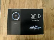 ➡︎NEU Olympus OM-D E-M10 Mark III  Systemkamera - Body Schwarz RECHNUNG⬅