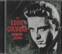 the EDDIE COCHRAN memorial album - CD rock'n'roll neuf