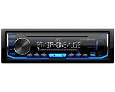Autoradio Bluetooth 1 DIN USB Jvc Stereo Auto Mp3 Radio FM Nero - KD-X351BT