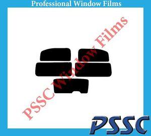 PSSC Pre Cut Rear Car Window Tint Films ForNISSAN NV 350 2015-2016