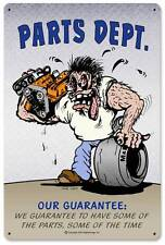 Hot Rod Drag Race Car Body Shop Mechanic Metal Sign Man Cave Garage Club MLK001