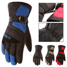 Sport Thermo Handschuhe Winterhandschuhe Wasserdicht Lauf Motorrad Skihandschuhe