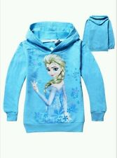 Unbranded Novelty/Cartoon Hoodies (2-16 Years) for Girls