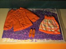 Barbie Tangerine 1970 Completo Outfit Anni 70 Vintage Raro Mattel Usato
