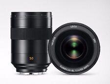 NEU Leica Summilux-SL 50mm 1:1.4 schwarz für Leica SL