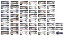 "MTL MicroTrainsLine N - 21320-Set - 40´ Boxcar ""USA - State Car Set"""