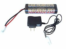 7.2V 1800mAh Ni-Mh rechargeable battery pack + Charger