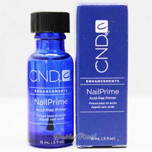 CND Nail Prime Acid-free Primer NailPrime 0.5 fl oz #07010