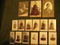 Atelier Samson&Co Wuppertal-Barmen,Wertherstr.13-Fotosammlung 1895-Kabinett,CDV
