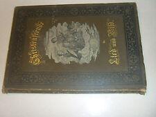 Richter, Ludwig  Christenfreude Lied und Bild 1885 (92)
