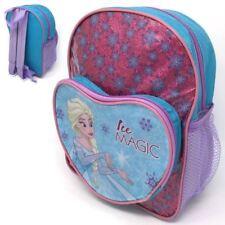 Disney Frozen Elsa Character Girls Junior Children School Backpack Rucksack Bag