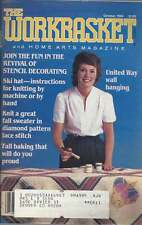 The Workbasket Knit/Crochet and Craft Magazine Oct 1984