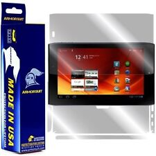 ArmorSuit MilitaryShield Acer Iconia Tab A100 Screen Protector + Full Body Skin