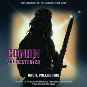 Conan The Destroyer (Complete Film Score) (2 x CD Edition)