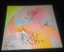 "THE FLAMING LIPS Signed ""PEACE SWORD"" Record Album LP RARE WAYNE COYNE"