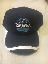 Trucker Hat Blue SnapBack RMWEA Rocky Mountain Water Environment Association