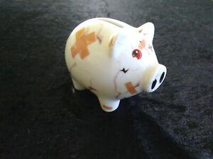 Sparschwein Keramik Ritzenhoff Mini Piggy Bank design Jarle Hetland Bjørlin