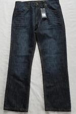 Pd&c Jeans Men's Blue 32 X 30 Paper Denim & Cloth Slim Straight