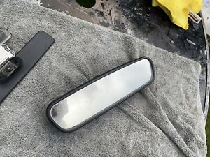 Audi S3 8L VW Seat Cupra R Rear View Mirror Black 8D0857511A