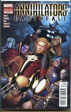 Annihilators Earthfall 2011 series # 4 near mint comic book
