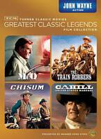 TCM Greatest Class Films: John Wayne Action (DVD,4-Disc Set)like new $9.99