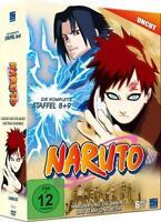 Naruto-Staffel 8+9 (184-220)*(6 Disc) Gebraucht   BlITZVERSAND