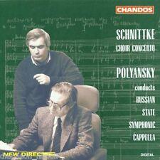 Schnittke: Choir Concerto (Concerto Per Coro)/ Polyansky, Russian State Choir CD