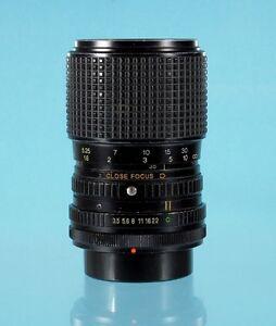 Tokina RMC 35-105mm/3.5-4.3 für Canon FD Objektiv lens objectif  - (13982)