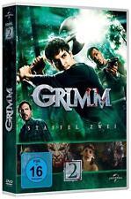 GRIMM Komplette Staffel 2 (2014)