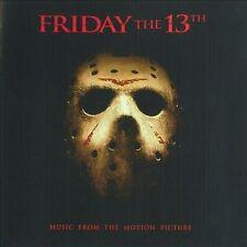 Friday the 13th [Original Soundtrack] by Original Soundtrack (CD, Feb-2009,...