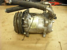 1984 Mitsubishi Mighty Max  dodge 4D55 A/C compressor +