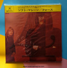 The Soft Machine , Fourth ( CD_Japan_Mini LP-style gatefold card sleeve )