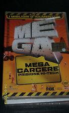 DVD: MEGA CARCERE PRIGIONE HI-TECH (I MIGLIORI DOCUMENTARI) Sigillato