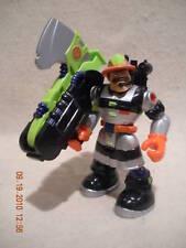 Rescue Heroes Dual Tool Team Billy Blazes w/Chopping Ax