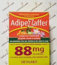 ADIPE ZAFFER Dietalinea Adipezaffer Compresse Masticabili