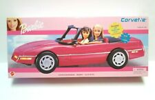 Barbie Corvette Car 1999 Mattel New In Box Vintage 67164-95