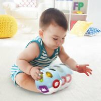 Move & Crawl Baby Ball Rolling Toys for Newborn Baby Kids Toddler Birthday Gift